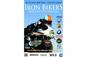 Iron Bikers, 8e édition ce week-end au circuit Carole (...)