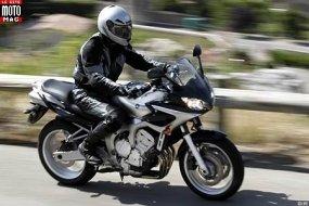 yamaha 600 fz6 fazer moto magazine leader de l actualit de la moto et du motard. Black Bedroom Furniture Sets. Home Design Ideas