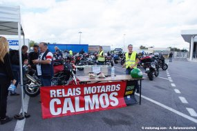 GP de France : les Relais Motards Calmos FFMC et (...)