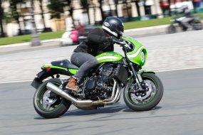 Essai Kawasaki Z 900 RS Café : cocktail tonique