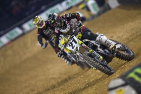 Supercross de Paris : Jason Anderson écrase la (...)