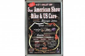 5e American Show Bike & US Cars (Isère)
