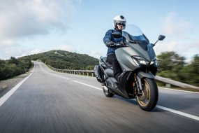 [VIDEO] Essai Yamaha TMax et TMax Tech Max 560