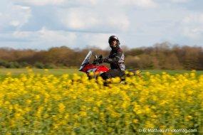 Faire de la moto rend heureux. La science l'affirme ! Arton36326-2a0b4
