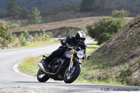 Essai Triumph Thruxton RS : ace of café