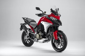 Ducati Multistrada V4 2021 : 170 ch, 3 versions et (...)