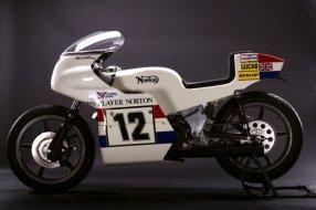 Norton JPN replica, le TT de 1973 dans votre (...)