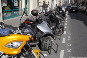 Les motos d'avant 2000 bientôt interdites en région (...)