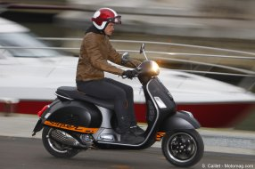 Essai Vespa GTS Supersport 300 IE : la reine des (...)