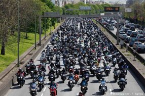 Mobilisation FFMC : les motards rejettent massivement (...)