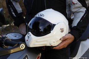 Essai du casque Roof Desmo New Generation : silence (...)