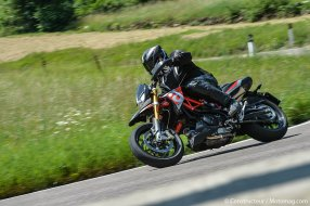 Aprilia Dorsoduro 900 : bonne surprise !