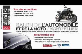 Salon de l 39 auto et de la moto de montpellier moto - Salon auto montpellier ...