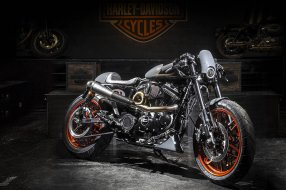 Battle of the kings Harley-Davidson 2017 : and the (...)