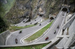 Balade moto : le Spidi Tour continue en France en (...)