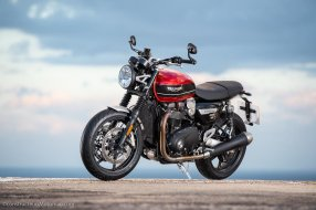 Triumph Speed Twin : la Bonneville énervée !!