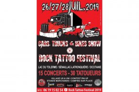 Rock Tattoo Festival (Lot)