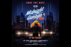 Le Midnight Garage Festival revient à Paris