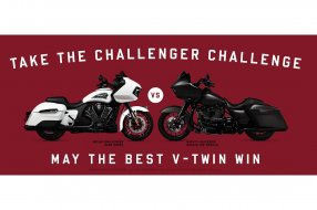 Indian Challenger VS Harley-Davidson Road Glide Special (...)