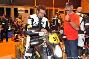 Les Ch'tis Normands au Moto Tour : Saverne – Thonon, (...)