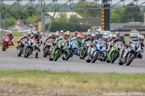Nogaro : le FSBK offre du grand spectacle