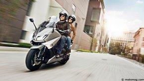 nouveaut scooter 2015 volution du yamaha t max moto magazine leader de l actualit de la. Black Bedroom Furniture Sets. Home Design Ideas