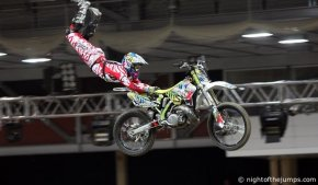 « Night of the Jumps » sur MotorsTV