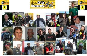 Les Ch'tis Normands au Moto Tour 2013