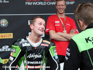 WSBK Magny-Cours : Sykes fataliste !