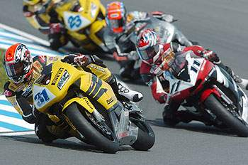 Assen 2004 : Muggeridge domine