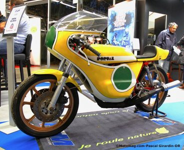 Salon Moto Légende : Portal  250 RS 1978