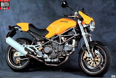 Ducati 900 Monster Si.e. : carénage