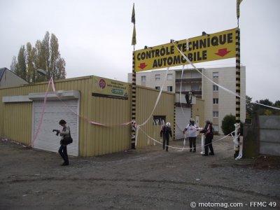 Angers et cholet contre le tout r pressif manif en deux moto magazine leader de l - Horaires 400 coups angers ...