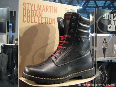 Conso Milan 2010 : Walking, les bottines vintage