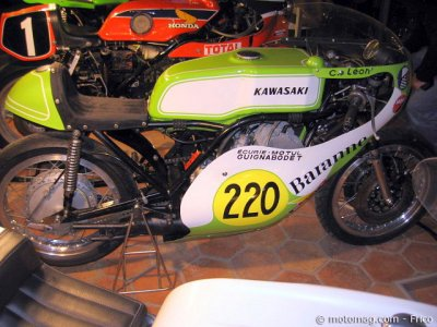Expo Christian L 233 On L Hommage Au Champion Moto Fran 231 Ais