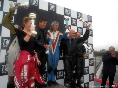 Podium Ancien course 2