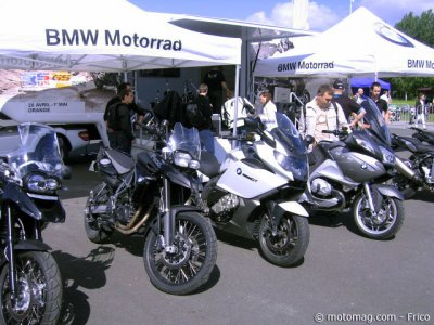 Iron Bikers 2012 : des motos