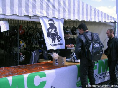 Iron Bikers 2012 : la FFMC dans la place
