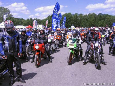 Iron Bikers 2012 : la prégrille