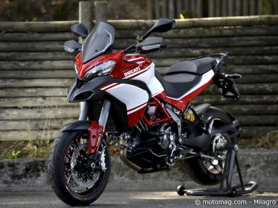 Ducati 1200 Multistrada : 4 versions