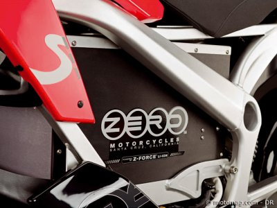 Essai Zero Motorcycle S : batterie 100% recyclable