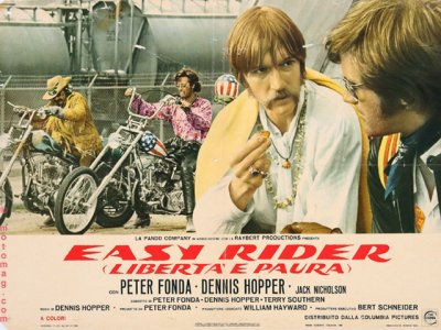 Easy Rider : bikers, babas, même combat !