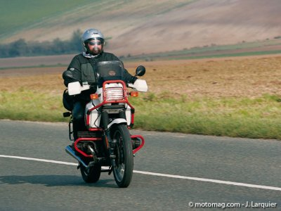 BMW R 1000 GS : plus de confort