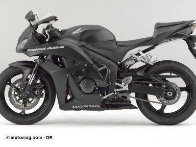honda mise tout sur l abs moto magazine leader de l actualit de la moto et du motard. Black Bedroom Furniture Sets. Home Design Ideas