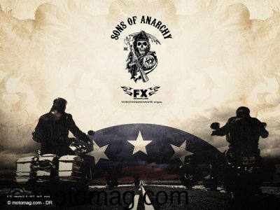 DVD Sons Of Anarchy : la saison 1 en DVD