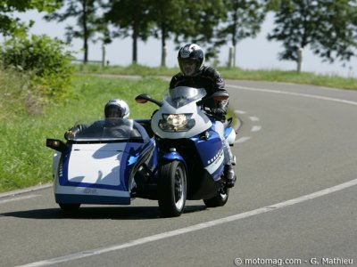 Test BMW K1200S/EML Speed 2000 : bon cap