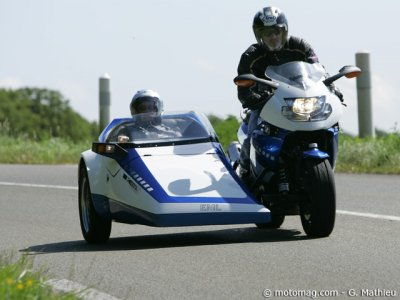BMW K1200S/EML Speed 2000 : confort