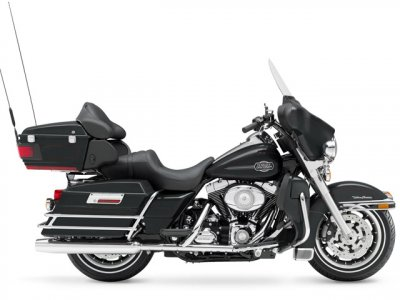 Gamme Touring Harley 2009