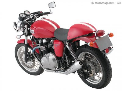 Triumph 900 Thruxton : options