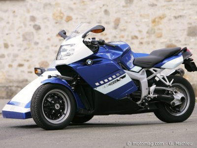 BMW K1200S/EML Speed 2000 : finition